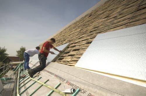Energooszczędny dach RECTICEL - POWERPROOF