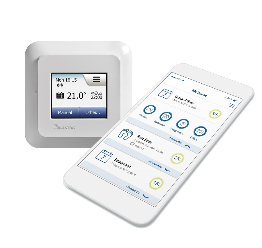 Regulator Temperatury ELEKTRAOWD5 WiFi