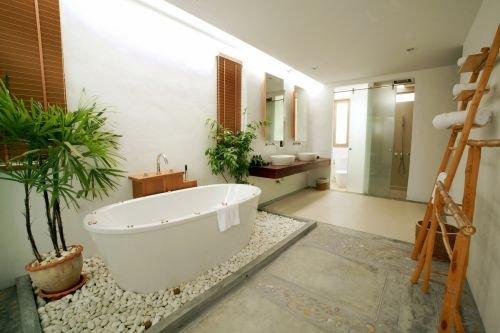 KOŁO - łazienka w stylu SPA