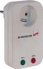 Ogranicznik przepięć do gniazd elektrycznych z bolcem ochronnym typu 3