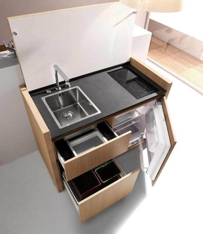 kompaktowa kuchnia mala przestrzen fot3