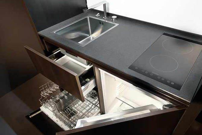 kompaktowa kuchnia mala przestrzen fot2