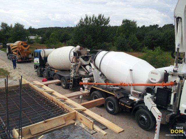 gruszki z betonem
