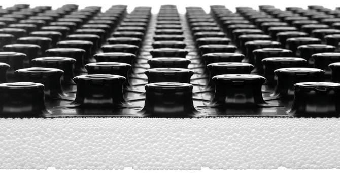 Płyta systemowa ogrzewania podłogowego