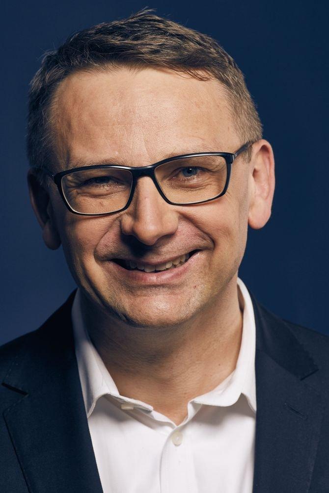 Andrzej Zygadło, globalny dyrektor ds. HR w Grupie Selena
