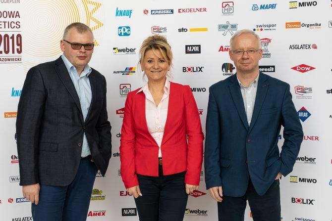 Komisja Rewizyjna 2019 - od lewej: Paweł Pogorzelec, Anna Śpiewak, Sławomir Zalewski