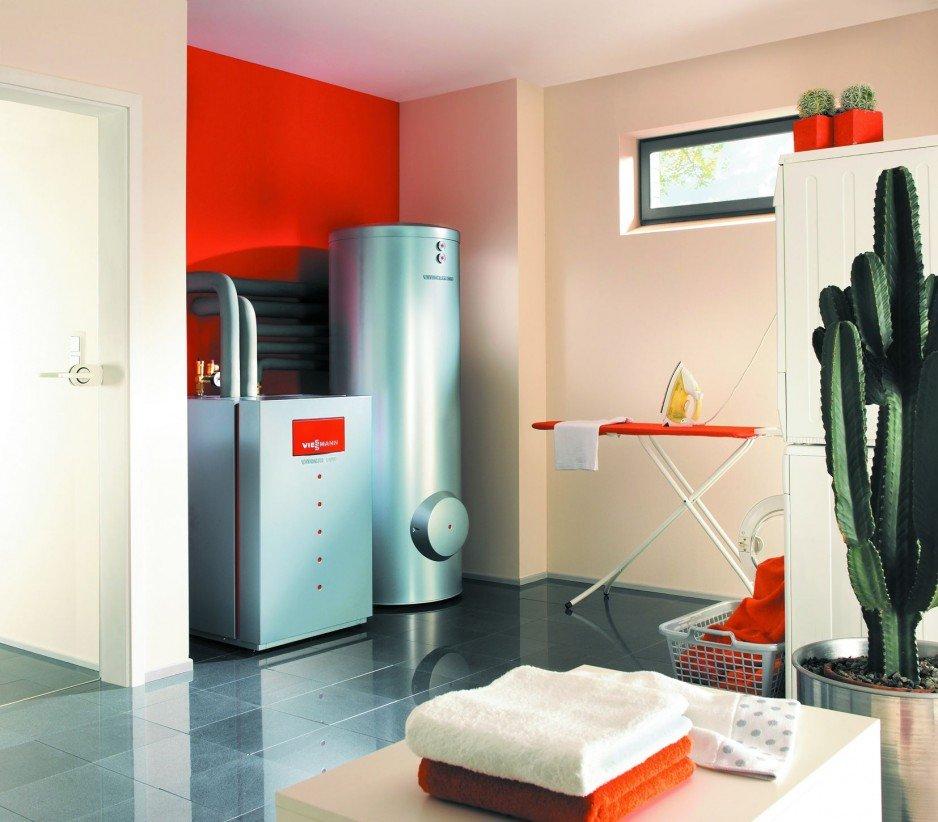 Pompy ciepła mogą służyć zarówno do ogrzewania domu, jak i przygotowaniu c.w.u.