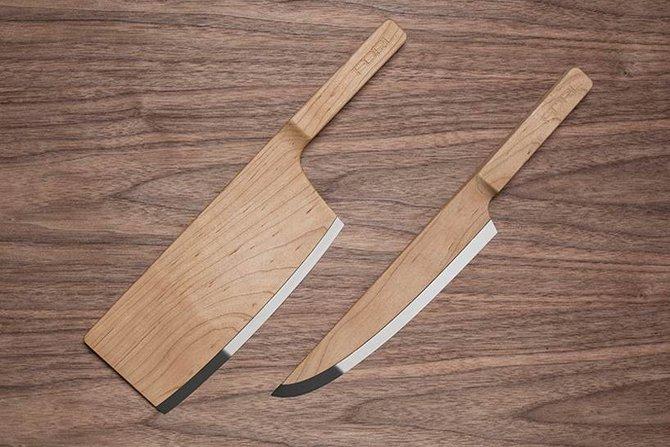 drewniany noz federal
