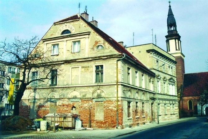budynek przed renowacja