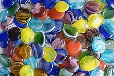 kaboszony szklane
