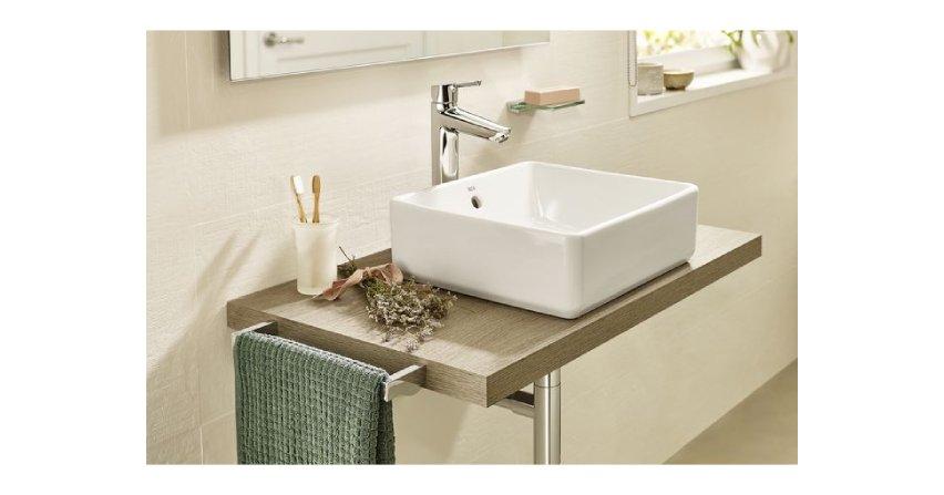 Nowe umywalki z serii Alter Fot. Roca