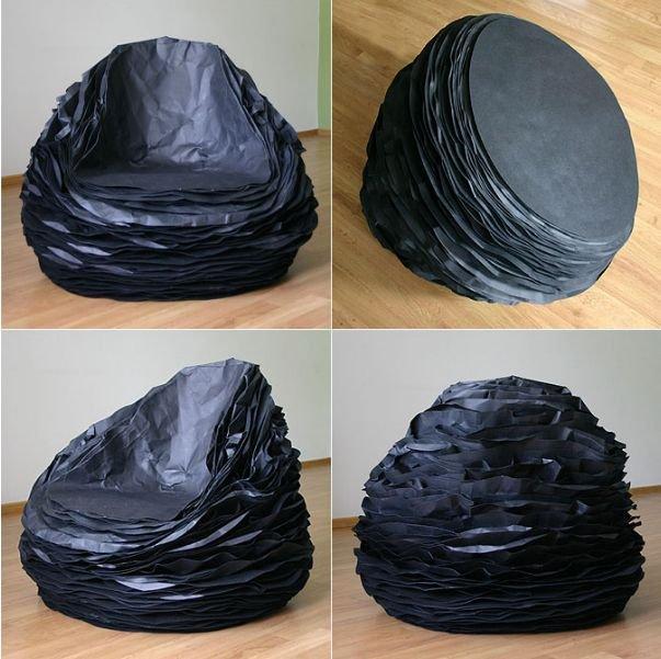 papierowe krzesla 2