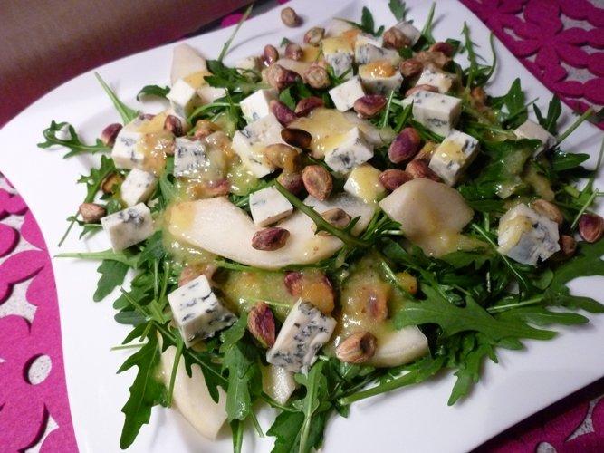 salatka z rukoli