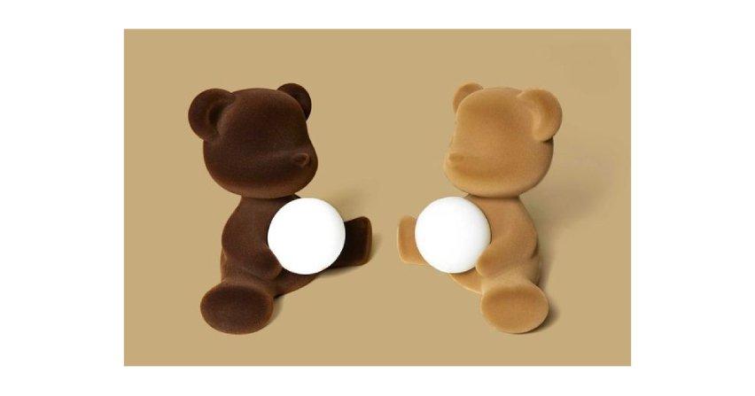 Zakochana żyrafa i Miś Teddy - nowości marki QeeBoo Fot. QeeBoo/BM Housing