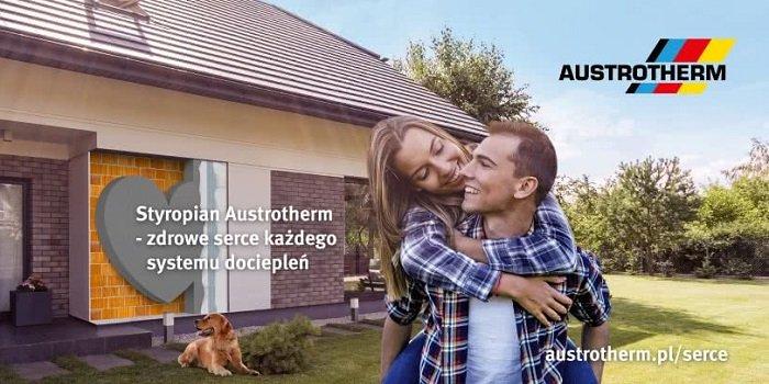 Dlaczego warto ocieplać dom? Fot. Austrotherm