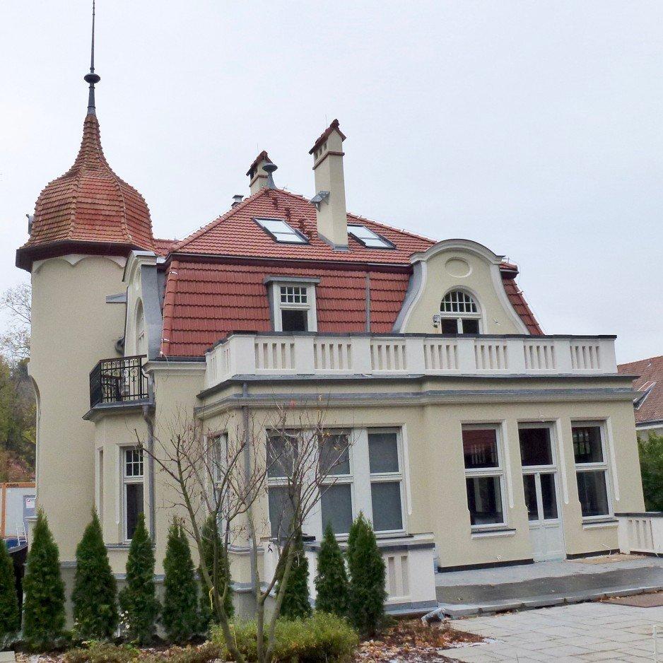 Gdańsk, Willa Kirsch, Jaśkowa Dolina 44 Fot. Ecovario