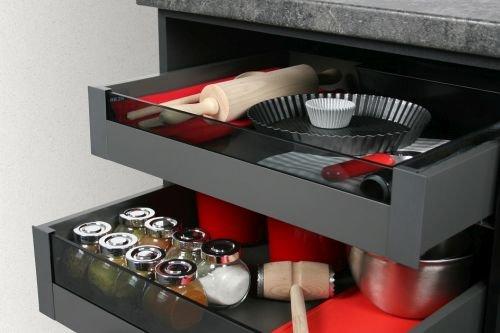 REJS szuflady kuchenne