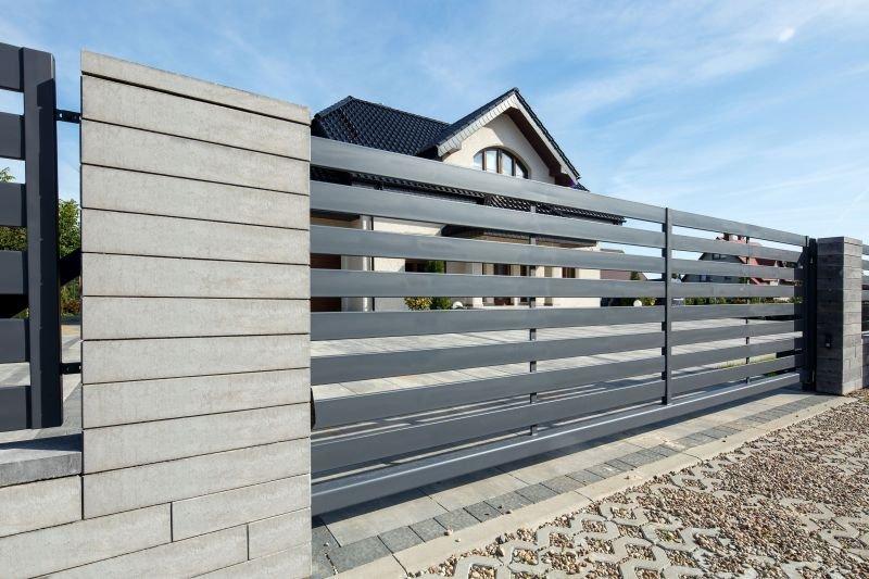 Polbruk Neo ogrodzenie