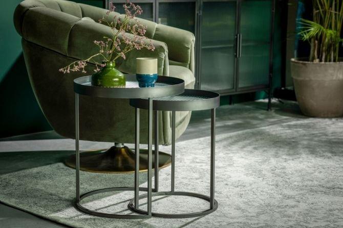 Pomysłowe meble do małych mieszkań pozwolą zaoszczędzić miejsce Fot. Dutchbone/Dutchhouse