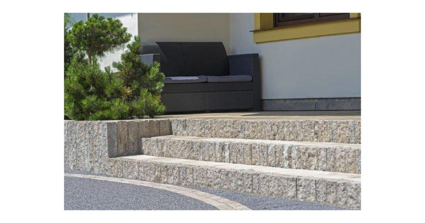 Palisady betonowe to trwały materiał, który posłuży na lata Fot. Joniec