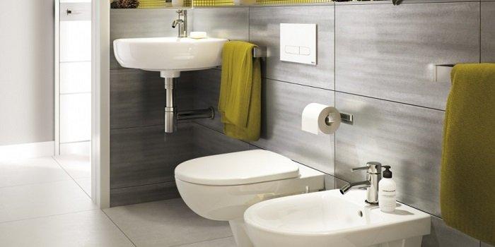 Ile kosztuje remont łazienki o powierzchni 5 m2?Fot. KOŁO