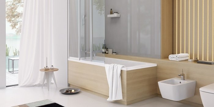 Łazienka w stylu spa - aranżacje i inspiracje Fot. KOŁO