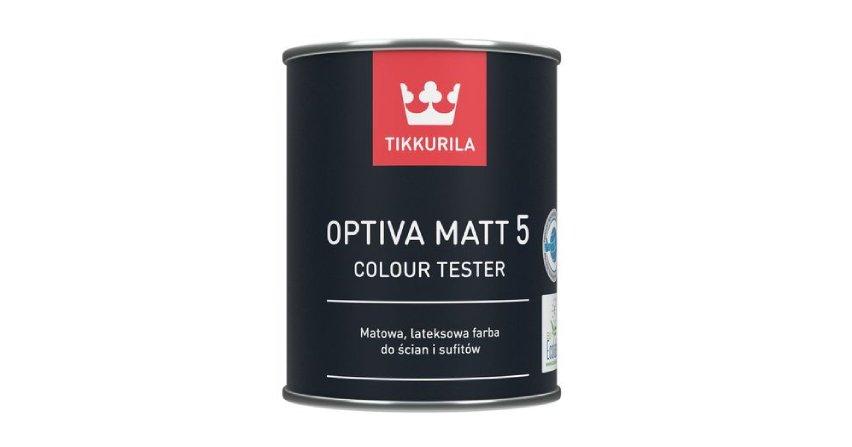 Nowe testery farb Fot. Tikkurila