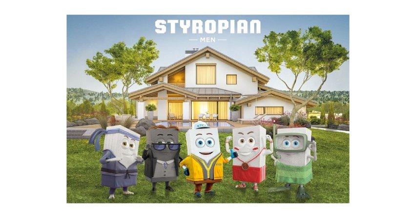 Przystępnie i rzetelnie o styropianie - STYROPIAN.men Fot. PSPS