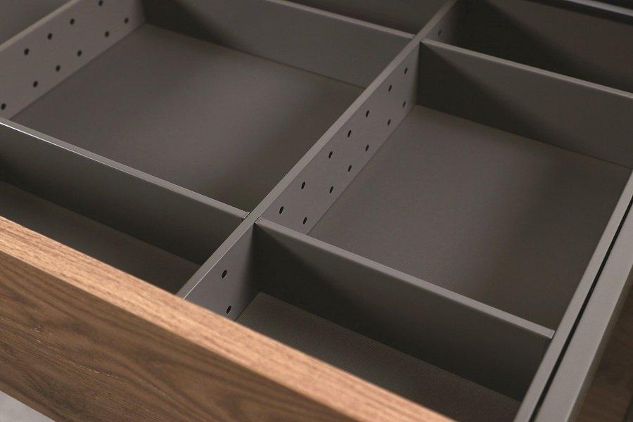 Ramy do organizacji wewnętrznej w szufladach