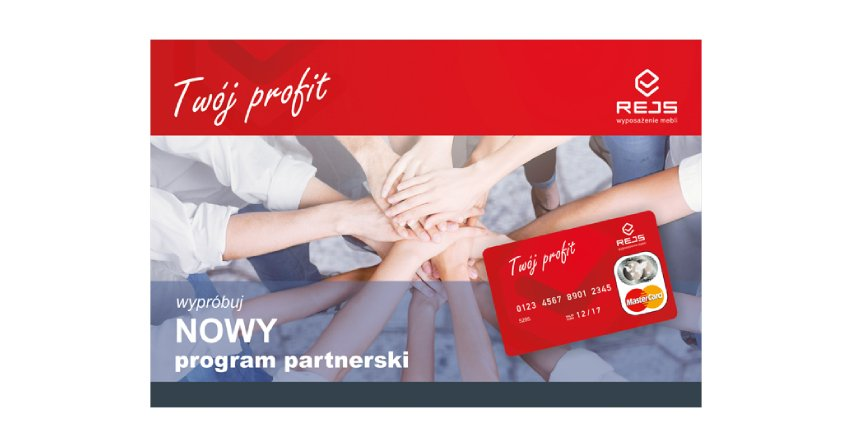 "Program partnerski ""Twój profit""