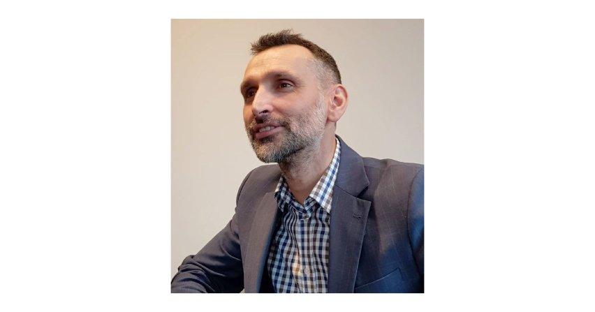 Krzysztof Kukla, dyrektor handlowy Arsanit Fot. SSO