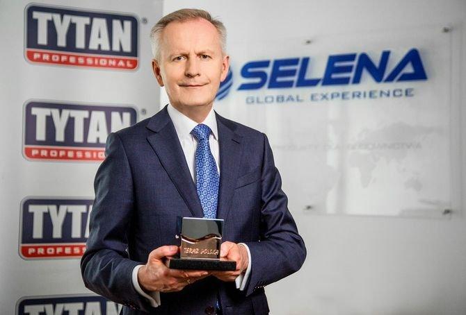Krzysztof Domarecki, prezes zarządu Grupy Selena