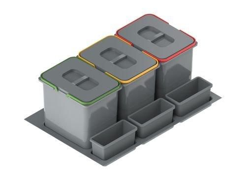 Systemy do segregacji odpadów