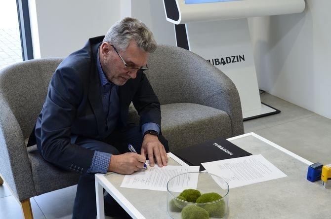 Sławomir Tokarski, wiceprezes zarządu