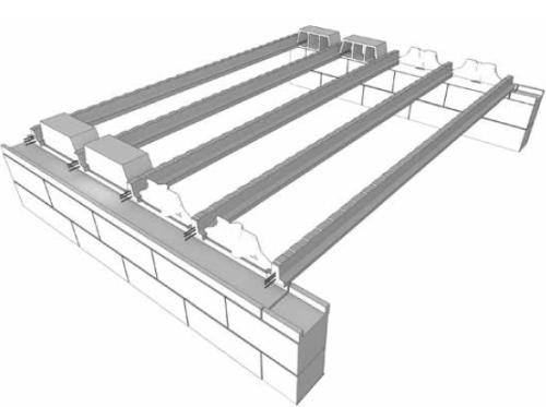 RECTOR - stropy - rysunek