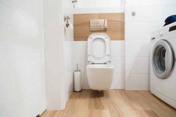 Stelaże podtynkowe w łazience