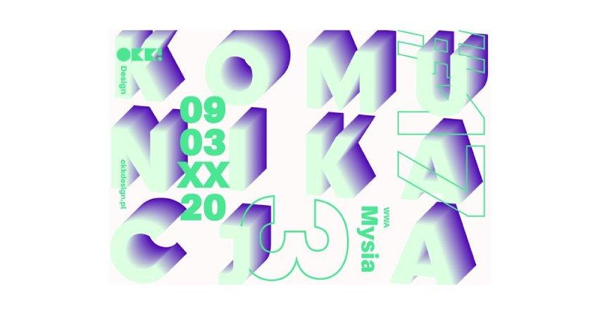 O komunikacji podczas 17. edycji OKK! design