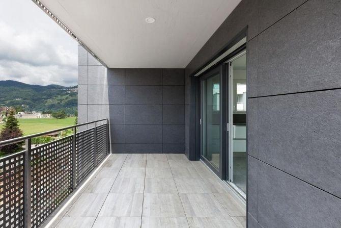Jak wykonać oraz ile kosztuje taras i balkon z płytek? Fot. Ultrament