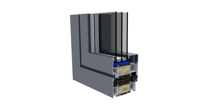 Reveal – nowa odsłona okien aluminiowych Fot. OknoPlus