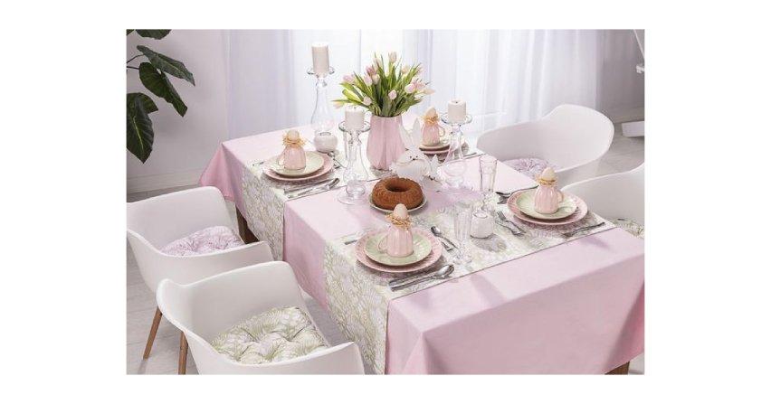 Wielkanocne inspiracje – dekoracja świątecznego stołu Fot. Dekoria