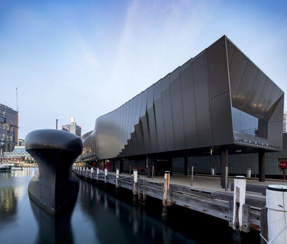 architektoniczne systemy modulowe kingspan evolution muzeum sydney