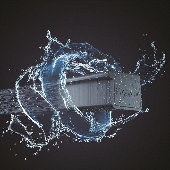 Rynna kwadratowa niagara wodafot. Blachy Pruszyński