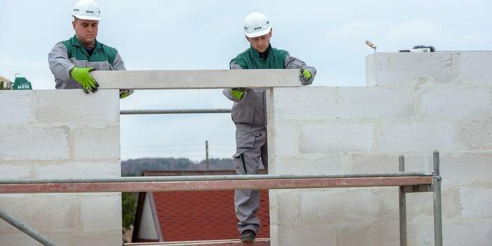 Poznaj zasady budowy z betonu komórkowego i z silikatów, fot. H+H Polska