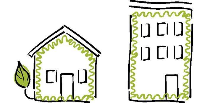 Czym charakteryzują się różne standardy energooszczędności budynków? rys. MIWO