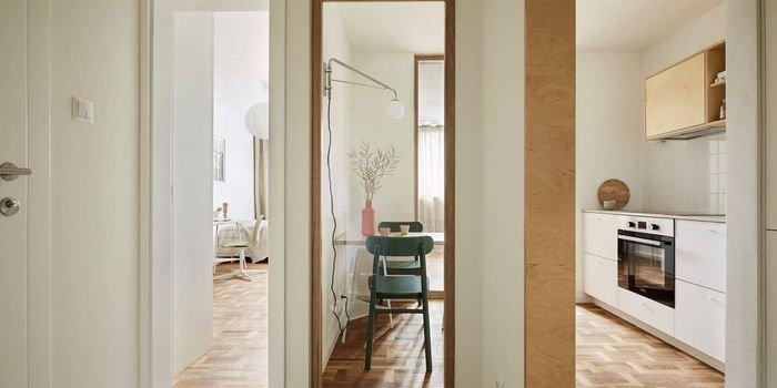 Zobacz metamorfozę mieszkania dla studentów, fot. Jola Skóra